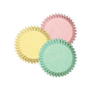 Baking Cups-Standard-Pastel - 75 ct