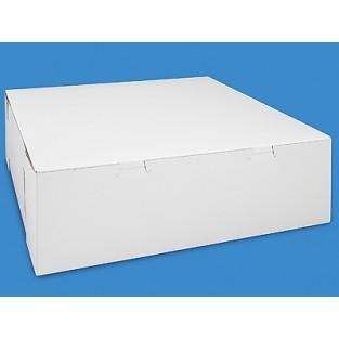 Bakery Box - 16x16x5 - White
