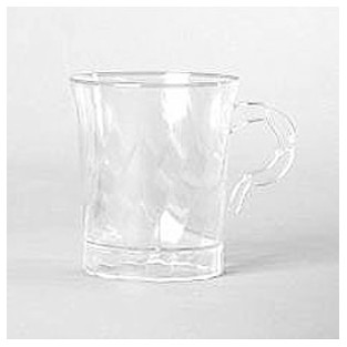 Cups-Coffee-Classic-Clear-8 ounce - 8pk