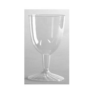 Cups-Stemware-Wine-Clear-5 ounce-2 piece-25pk