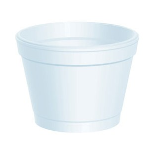 Containers-Bowl-Foam-4 ounce-50 pack