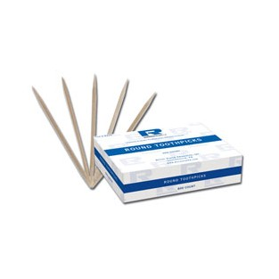 Toothpick - Round - Box of 250
