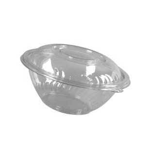 Pack n Serve - Bowl - 80oz - Clear
