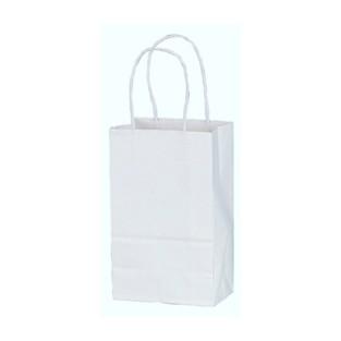 Bag - Gem - Kraft - White