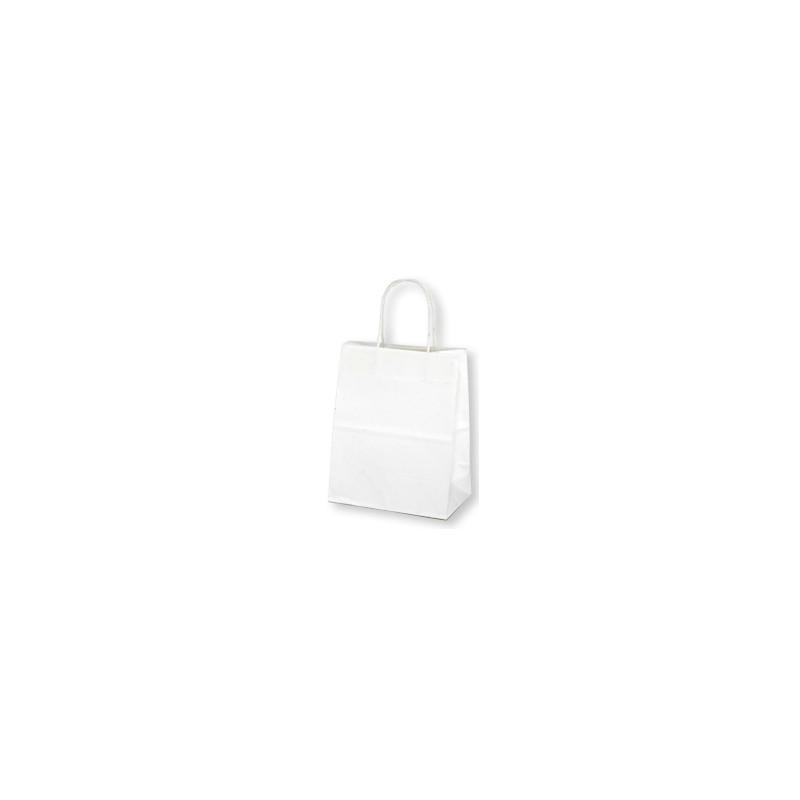 Bag - Cub - Kraft  - White