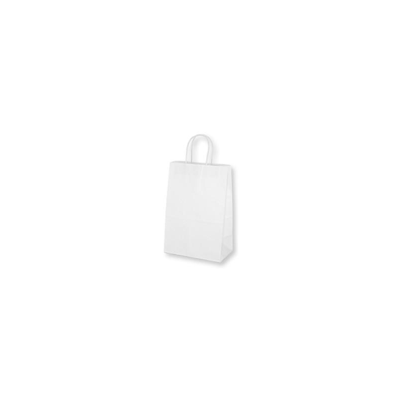 Bag - Debbie - Kraft - White