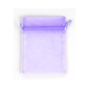 Pouch - Sheer - Lavender - 5x6 - 10ct