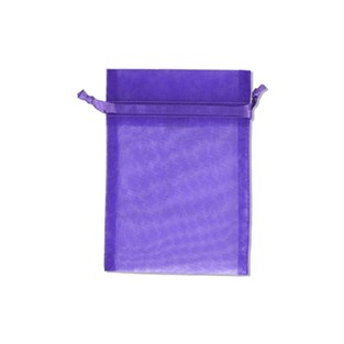 Pouch - Sheer - Purple - 5x6 - 0ct
