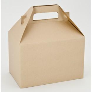 Box - Kraft - 8x5x5.25