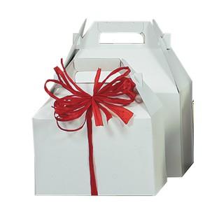 Box - White - 8x5x5.25