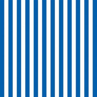 Giftwrap - Jumbo - Stripe Royal