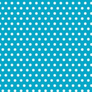 "Giftwrap - Caribbean Dots - Jumbo - 30""x16'"