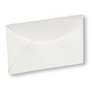 Envelope - Card - White - Small
