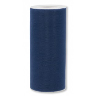 Ribbon - Tulle - 6inx25yd - Navy