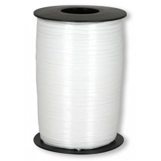Ribbon - Wraphia - Matte - 100yd -White