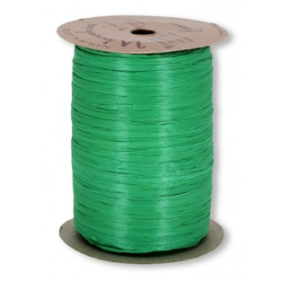Ribbon - Wraphia - Matte - 100yd -Kelly Green