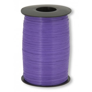 Ribbon - Wraphia - Matte - 100yd -Purple