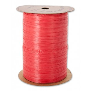 Ribbon - Wraphia - Matte - 100yd -Imperial Red