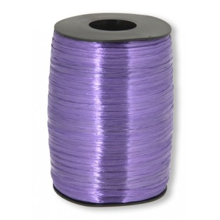 Ribbon - Wraphia - Pearl - 100yd - Purple