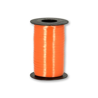 Ribbon - Curling - 3/16inx500yd - Tropical Orange