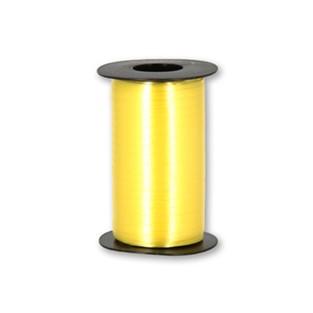 Ribbon - Curling - 3/16inx500yd - Yellow