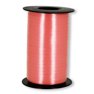 Ribbon - Curling - 3/16inx500yd - Coral