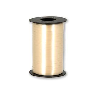 Ribbon - Curling - 3/16inx500yd - Vanilla