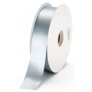 Ribbon - Satin - 1 3/8in - Silver