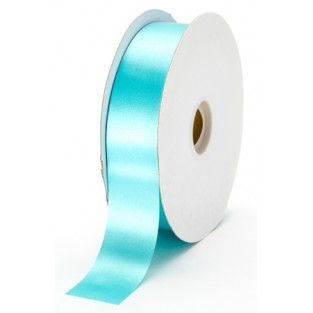 Ribbon - Satin - 1 3/8in - Aqua