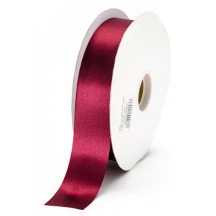 Ribbon - Satin - 1 3/8in - Burgundy