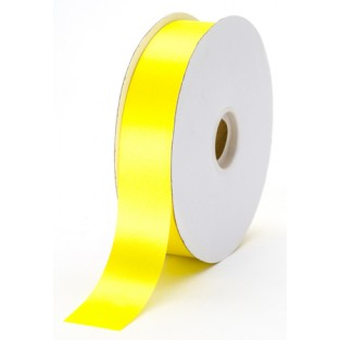 Ribbon - Satin - 1 3/8in - Sunshine