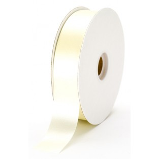 Ribbon - Satin - 1 3/8in - Eggshell