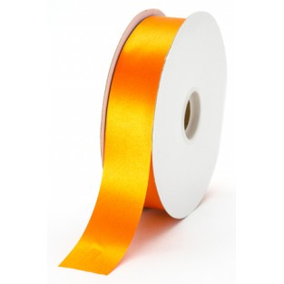 Ribbon - Satin - 1 3/8in - Tangerine