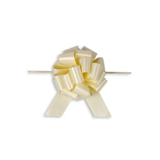 Pull Bow - 4in - Ivory