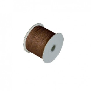 Ribbon - Jute - Cord - 100yd - Brown