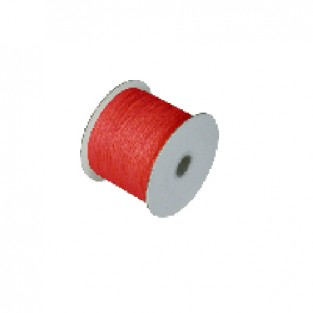 Ribbon - Jute - Cord - 100yd - Red