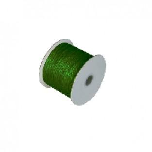 Ribbon - Jute - Cord - 100yd - Hunter Green