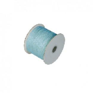 Ribbon - Jute - Cord - 100yd - Light Blue