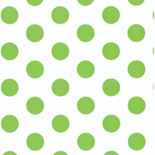 Tissue - 20x30 - 10pk - Lime Polka Dots