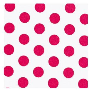 Tissue - 20x30 - 10pk - Raspberry Polka Dots
