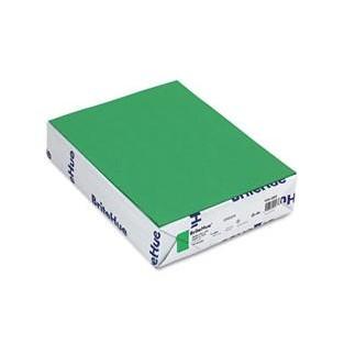 Britehue, 65lb Cover, 8.5x11, Green