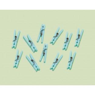 Clothespins - Blue