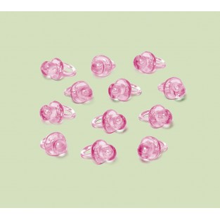 Party Favors - Pacifiers - Pink
