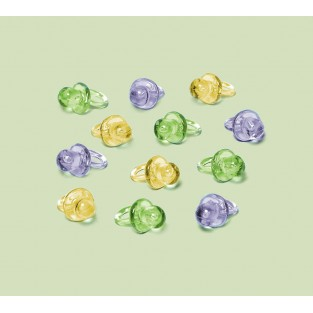 Party Favors - Pacifiers - Multi