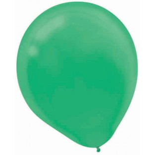 Balloon-Festive Green - 15pk