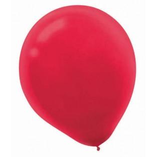 Balloon-Apple Red - 15pk