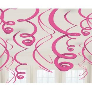 Deco Swirl - Pink