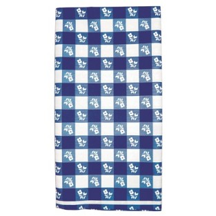 Tablecloth-Plastic-Gingham-Blue-54x108
