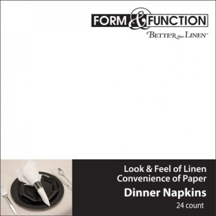 Napkin-Dinner-Form and Function