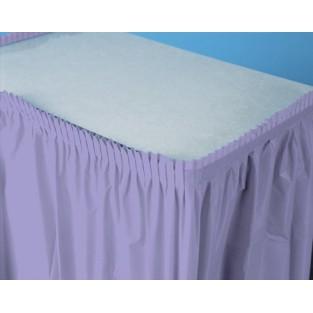 Tableskirt-Lavender